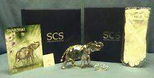 Swarovski Crystal 2013 SCS Elephant - Cinta - #1137207 w/ Gloves & COA - NIB