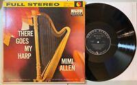 Mimi Allen - There Goes My Harp LP Decca DL 78825 Jazz VG/VG