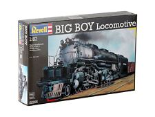 Revell 1/87 Big Boy Locomotive Plastic Model Kit 02165