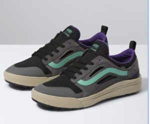 VANS UltraRange 3D Pewter Eucalyptus Gray-Grey Purple Green Mens Sz 7 Womens 8.5