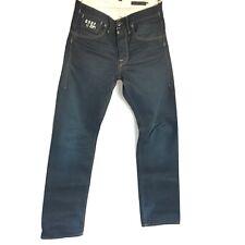 G Star Raw Men's Jeans Size 28 x 30 Black Slim Fit Pants G-Star Denim Mens $195