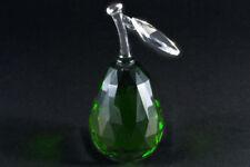 Ornament Blue Crystal & Cut Glass