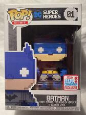 Batman 8-Bit NYCC 2017 US Pop Vinyl Figure By Funko