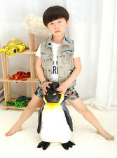 big size Lovely plush qq penguin toy new creative penguin doll gift about 55cm