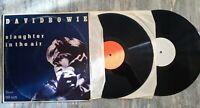 DAVID BOWIE,SLAUGHTER IN THE AIR,LP,VINYL,ALBUM,LTD.