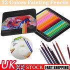 Uk 72 Colors Professional Oil Color Pencils Set Artist Painting Sketching Pencil