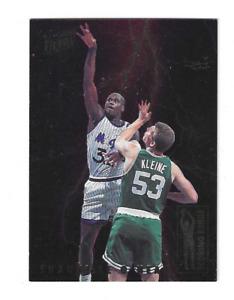 "SHAQUILLE O'NEAL 1993/1994 FLEER ULTRA "" SCORING KINGS "" #8 1:36 $100.00 LAKERS"