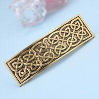 Retro Vintage Style Metal French Barrette Clip Hair Clasp Hair Accessories