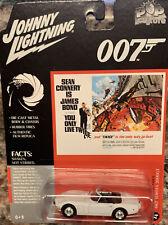 JOHNNY LIGHTNING JAMES BOND 007 TOYOTA 1967 2000GT RARE ONLY LIVE TWICE