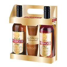 Original Wikinger Met Geschenk Set 2 Flaschen  Met 0,75l gratis 2 Met Tonbecher