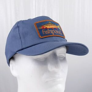 Fishpond Lecoqelton Trout Hat Full Back - Blue - FREE FAST SHIPPING