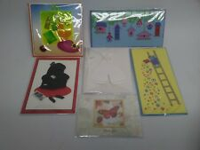 6 Lot Paper Magic Group Greeting Cards Assortment New Sealed With Envelopes