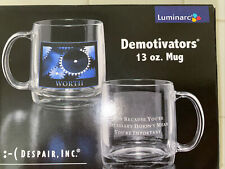 New listing Demotivator Mug - Worth