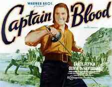 Signe De Métal Captain Blood 02 A4 12x8 aluminium