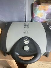 Lean Mean Fat Reducing Grilling Machine Large George Foreman