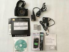 Nikon Coolpix P520 18.1Mp Digital Camera - Black W/Accessories batteries,charger
