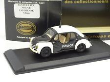 Eligor CEC 1/43 - Renault 4CV Police Pie
