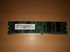 Samsung 128MB DDR-400 16MX16 CL3 Memory RAM D128M400SA