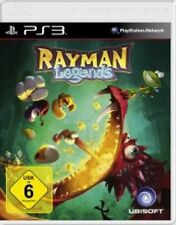 PlayStation 3 Rayman Legends Deutsch OVP Top Zustand