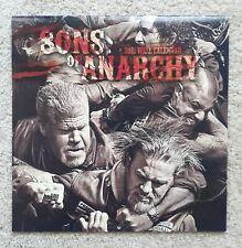 Sons Of Anarchy 2015 Wall Calendar 12x12