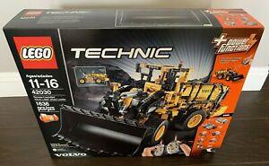 LEGO Technic 42030 Remote-Controlled VOLVO L350F Wheel Loader New & Sealed