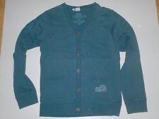 sweatshirt cardigan pullover wesc sweden blue - size M , sample cotton new