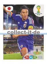 Panini Adrenalyn XL World Cup 2014 - 230 - Makoto Hasebe - Base Card
