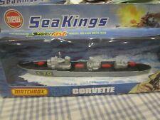 MATCHBOX SEA KINGS No.K-302 - CORVETTE -BOXED
