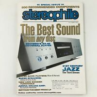 Stereophile Magazine October 2007 21st Century Jazz The Third Stream Feature