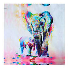 Canvas Prints Modern Home Decor Animal Wall Art Picture Elephant UNFRAMED
