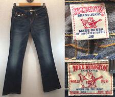 True Religion | Joey | Women's Jeans | Size: 26 | Factory Fading/Distressing EUC