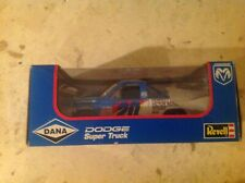 REVELL DANA #20 DODGE SUPER TRUCK PERFECT CIRCLE VICTOR REINZ SPICER WIX
