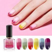 BORN PRETTY 6ml Color Changing Nail Polish Thermal Nail Art Varnish Decoration