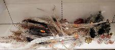 Restposten Sonderposten Weihnachtsdeko ca. 100-Stück Seidenblumen Gläser usw.