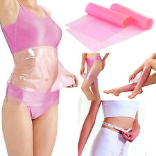 Neu 2X Slimming Belt Sauna Burn Cellulite Body Wrap Leg Thigh Shaper Weight Loss