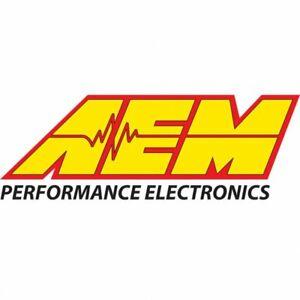 AEM X-Series Tru-BoostX Boost Controller Gauge Accessory Kit - Silver Bezel &