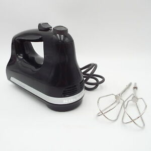KitchenAid 5 Speed Hand Mixer Onyx Black KHM512OB