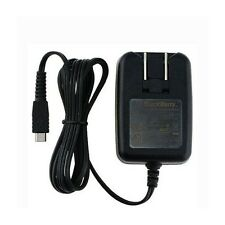 BLACKBERRY OEM HOME WALL AC CHARGER TRAVEL HOUSE OUTLET PLUG POWER ADAPTER NEW