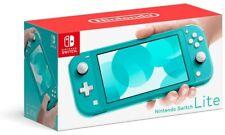 CONSOLE VIDEOGAMES Nintendo Switch Lite Turchese GARANZIA ITALIA 24 MESI