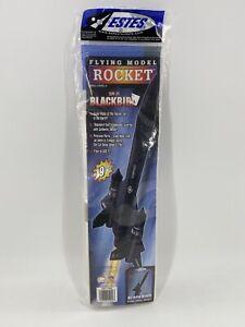 Estes SR-71 Blackbird Flying Model Rocket Kit  #1942 NIP SEALED!