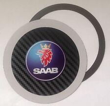 Magnetic Tax disc holder fits any saab car