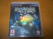 BIOSHOCK 2 - VF - PS3 boite CD livret