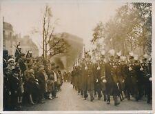 PARIS c.1930 - Armistice Défilé Militaire St Cyriens à l'Étoile - PRM 226