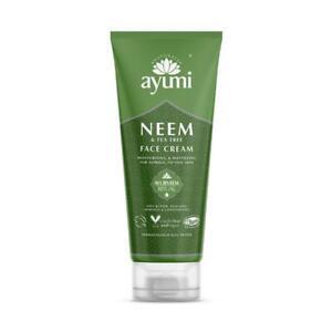 💚 Ayumi Natural Neem & Tea Tree Face Cream 100ml