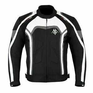 Men's Motorcycle Jacket WaterProof CE Safety Biker Rider Armour Jacket Suit