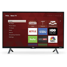 TCL 28-Inch 720p 60Hz Roku Smart LED HDTV with 3 x HDMI (2017 Model) | 28S305