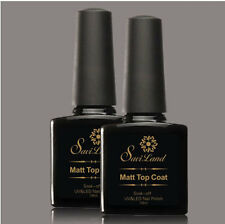 Nagellack Matte Top Coat Soak Off UV Gel Polish.