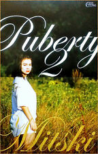 MITSKI Puberty 2 2016 Ltd Ed New RARE Poster +FREE Indie Rock Pop Folk Poster!