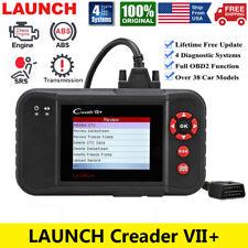 Automotive Obd2 Scanner Car Fault Code Reader Auto Diagnostic Tool Check Engine