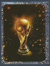 PANINI-SOUTH AFRICA 2010 WORLD CUP- #001-FIFA WORLD CUP-SILVER FOIL